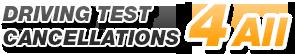 Driving Test Cancellations 4 All ADI Partner Scheme